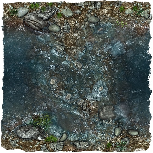 rpg moat river map tile set