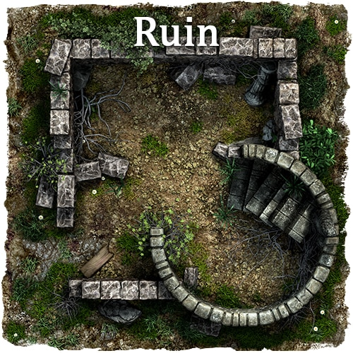 rpg village map tile set