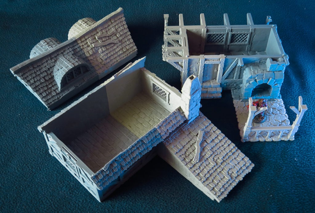 Black Scrolls Games – Maps, 3D printables and other Tabletop